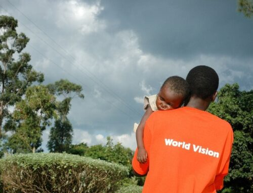 World Vision – Coronovirus & Vulnerable children
