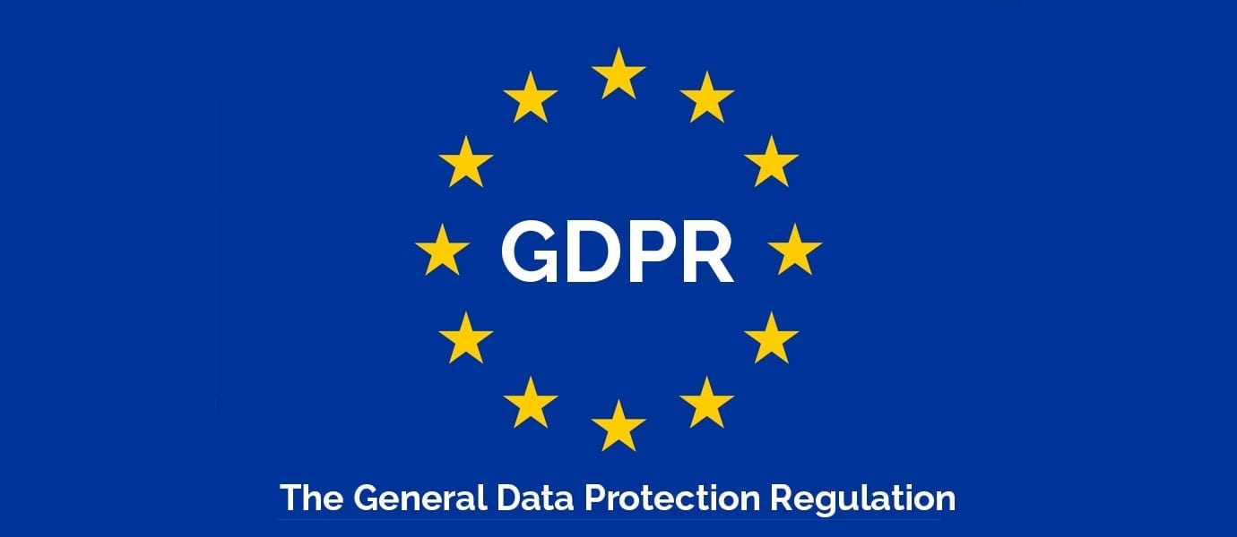 GDPR flag for euro gdpr regulations