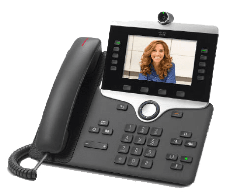 Cisco VoIP Phone 8865