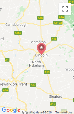 Pink Connect Lincoln Map