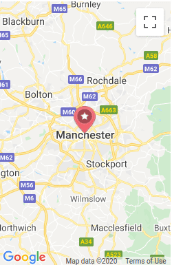 Pink Connect Manchester Map New