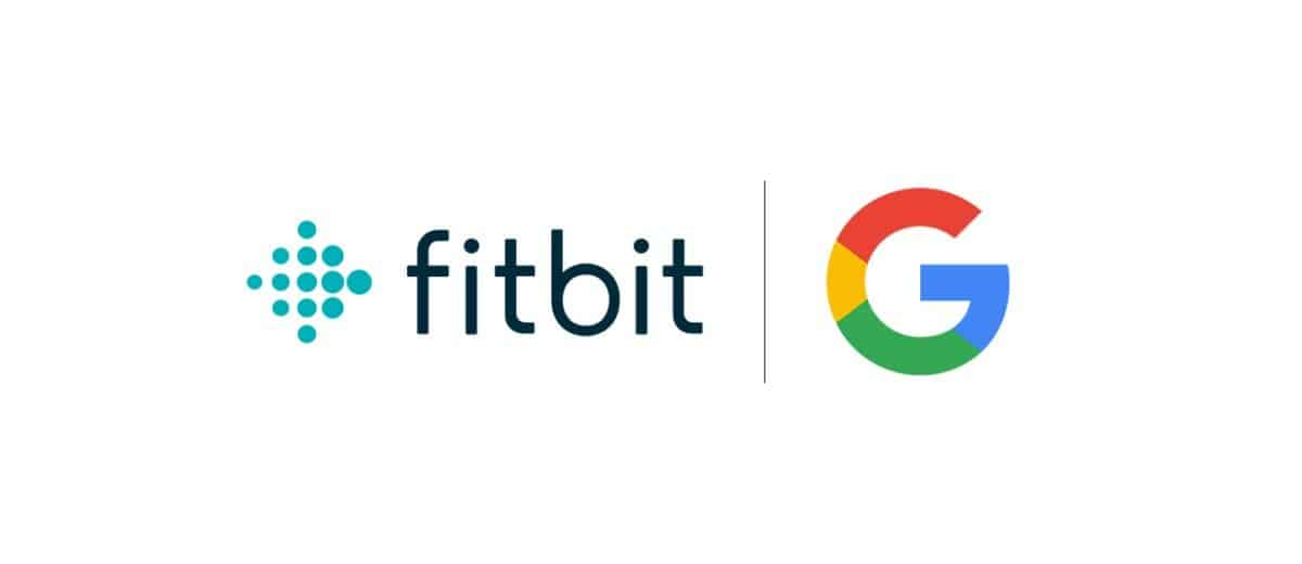 Fitbit and Google Logo