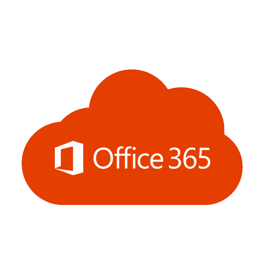 Office 365 Cloud Logo Centred Small Sq