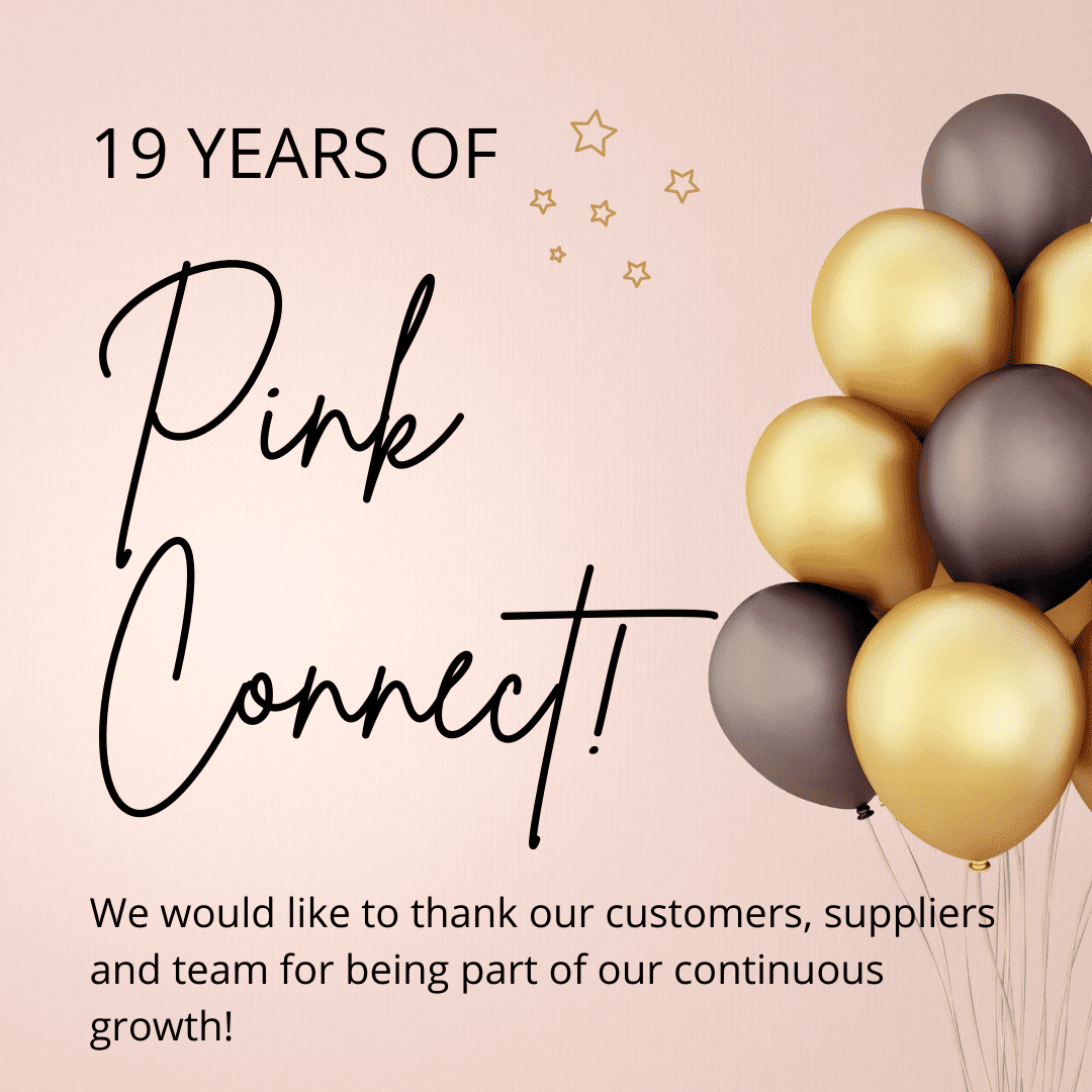 19 years of Pink Connect!
